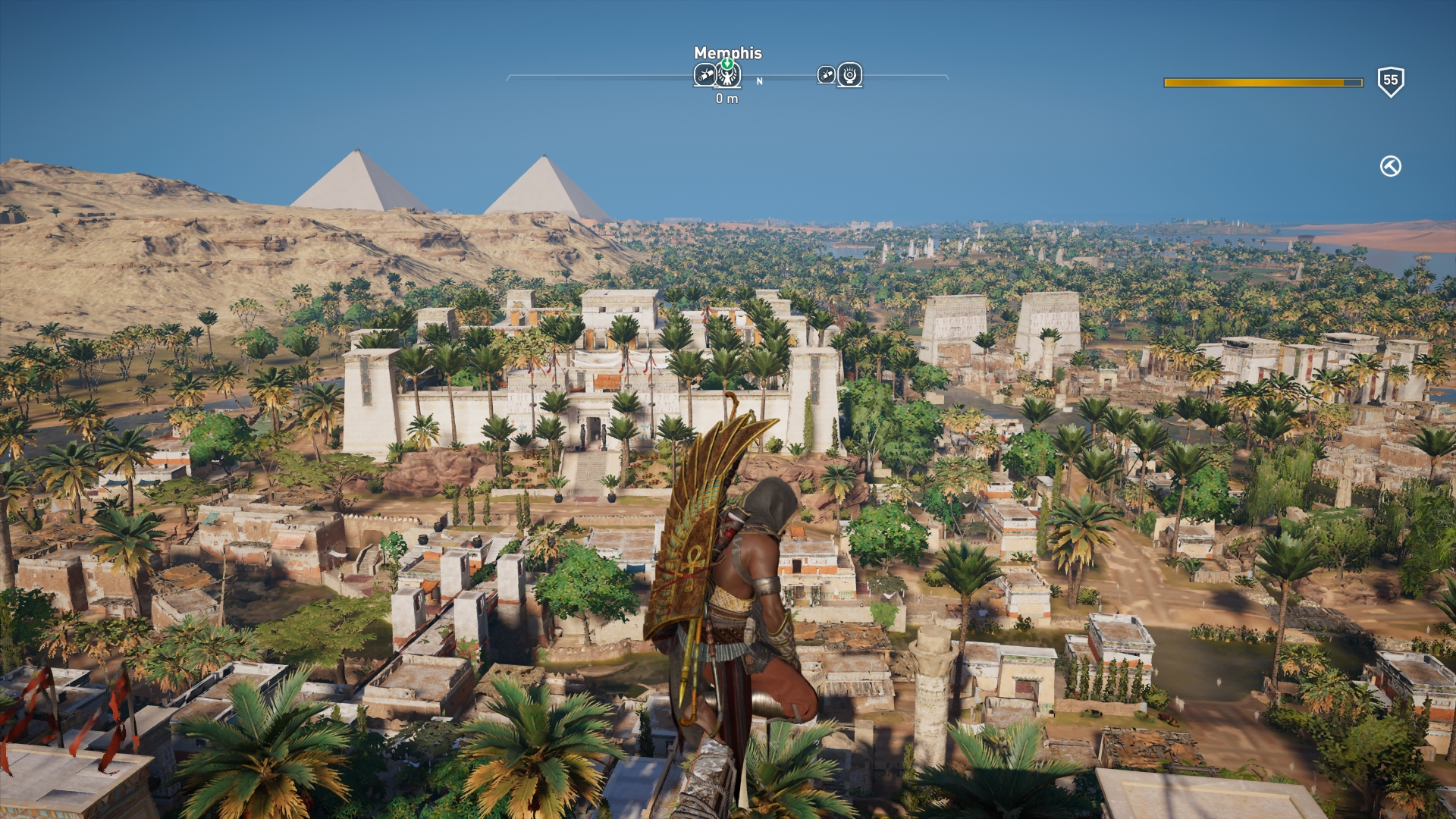 Assassin's Creed features detailed world of Ancient Egypt