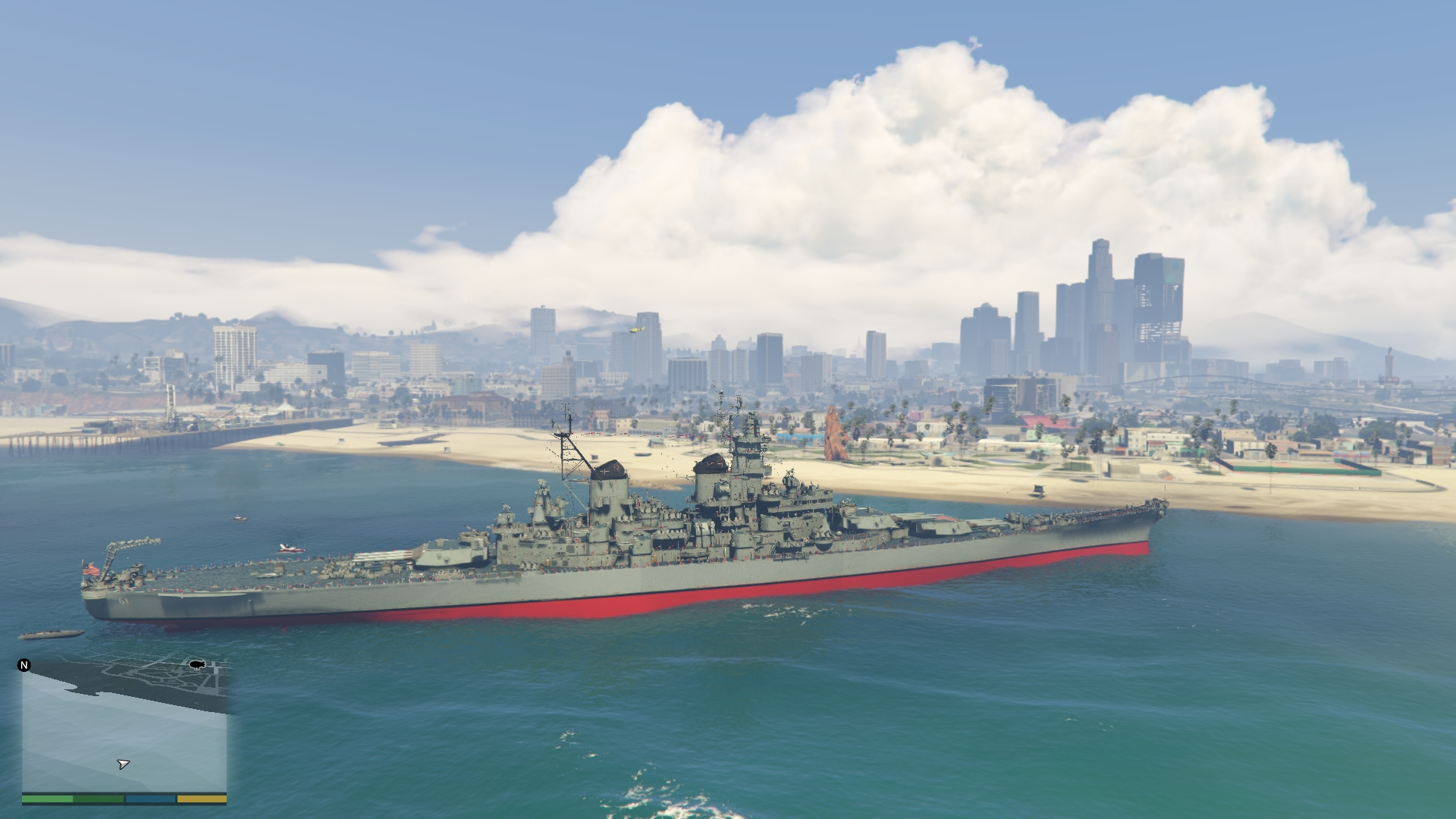Mods in Grand Theft Auto V